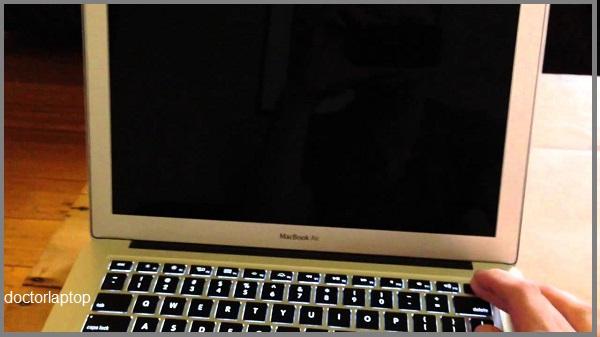 Sửa macbook bị màn hình đen khi khởi động - 2