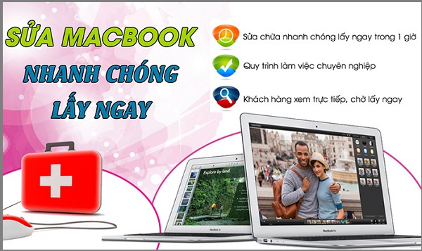 Sửa macbook - 1
