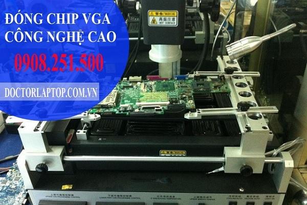 Đóng chip vga laptop - 1