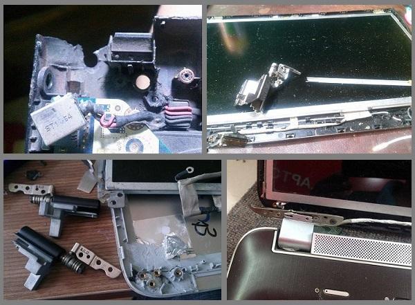 Sửa bản lề laptop - 3