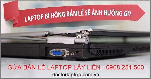 Sửa bản lề laptop - 1