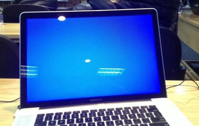 Các dấu hiệu nhận biết màn hình macbook bị hư và cách khắc phục - 3