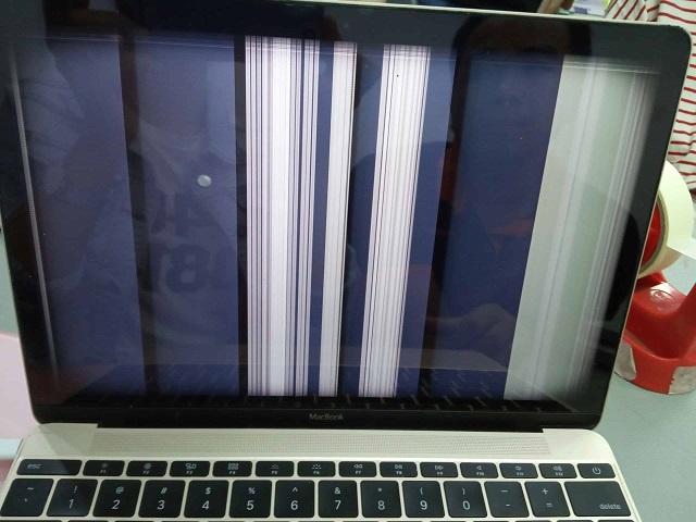 Các dấu hiệu nhận biết màn hình macbook bị hư và cách khắc phục - 5