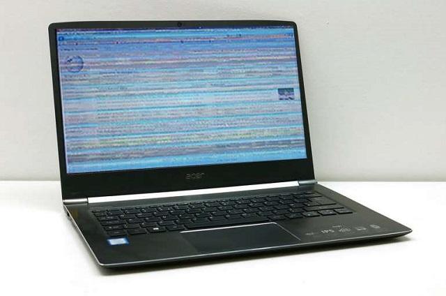 Các dấu hiệu nhận biết màn hình laptop bị hư và cách khắc phục - 2
