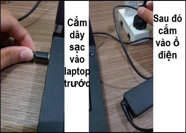 Cách sạc pin laptop dell đúng cách để không bị chai pin - 5