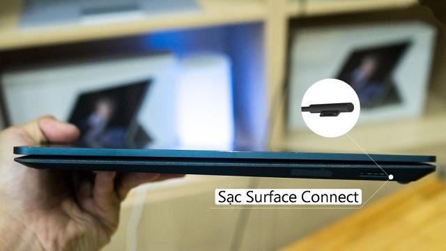 Sửa surface sạc không vào pin - 2