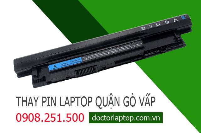 Thay pin laptop quận gò vấp - 1