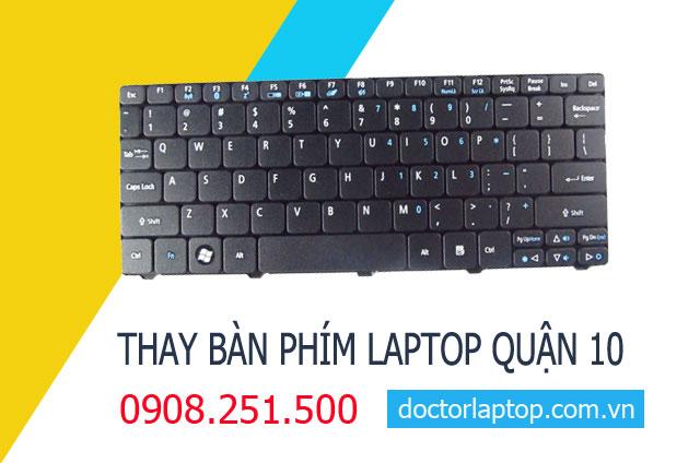 Thay bàn phím laptop quận 10 hcm - 1