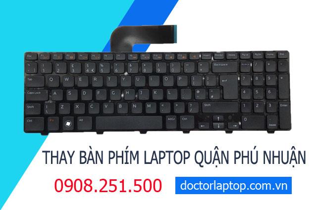 Thay bàn phím laptop quận phú nhuận - 1