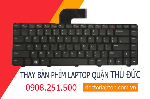 Thay bàn phím laptop quận thủ đức - 1
