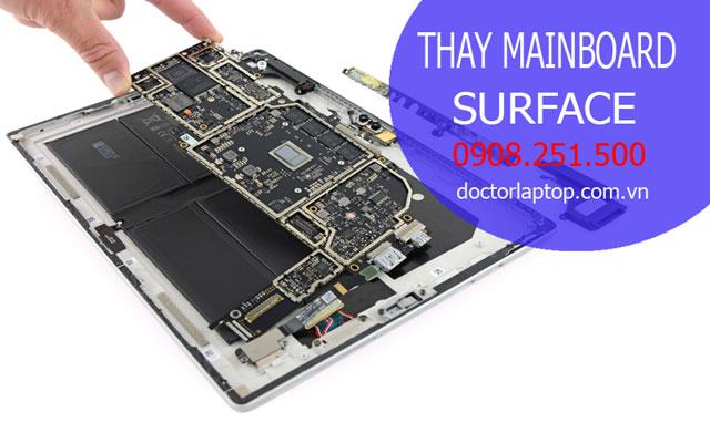 Thay mainboard surface pro - 1
