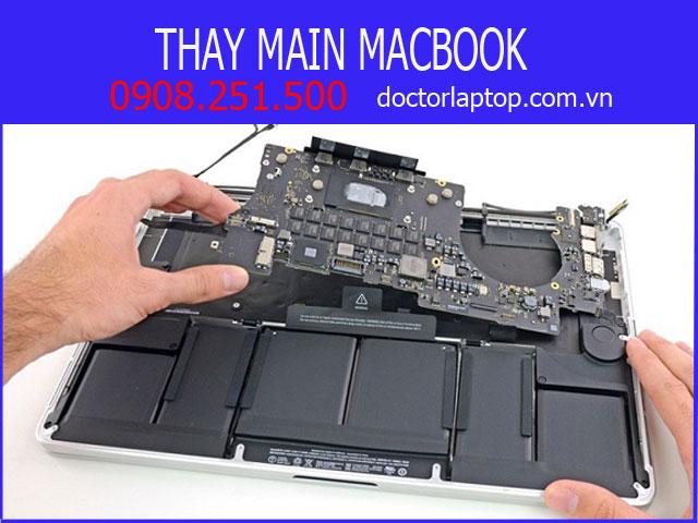 Thay mainboard macbook - 3