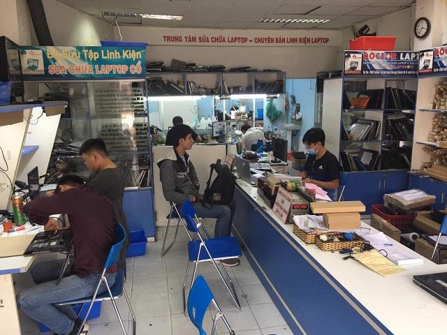 Chỗ sửa laptop tốt và uy tín nhất hiện nay tại tphcm - 3