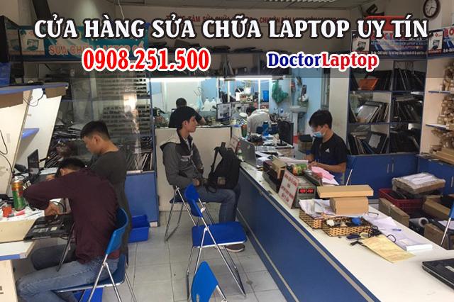 Cửa hàng sửa chữa laptop uy tín ở tphcm - 1