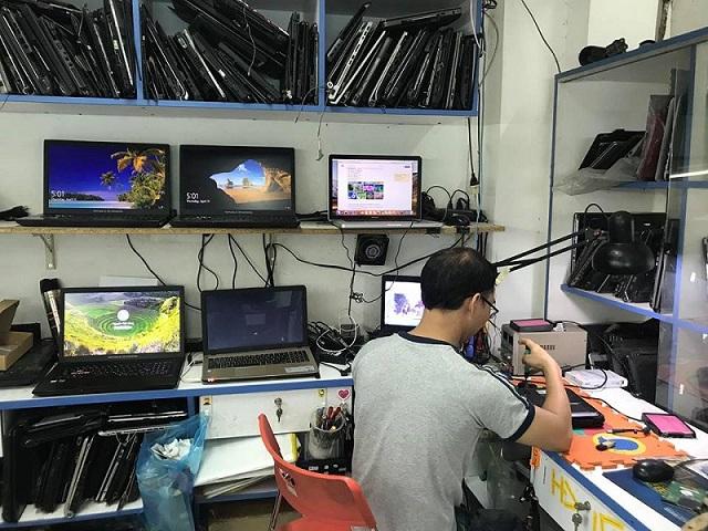 Cửa hàng sửa chữa laptop uy tín ở tphcm - 3