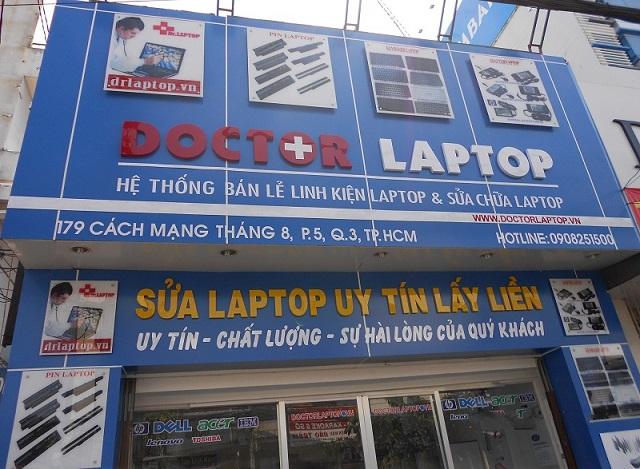 Cửa hàng sửa chữa laptop uy tín ở tphcm - 4
