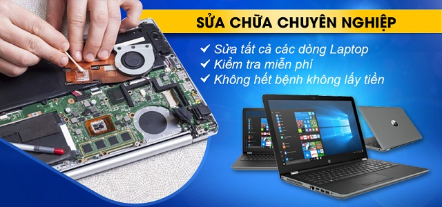Cửa hàng sửa chữa laptop uy tín ở tphcm - 2