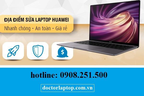 Sửa laptop huawei - 2