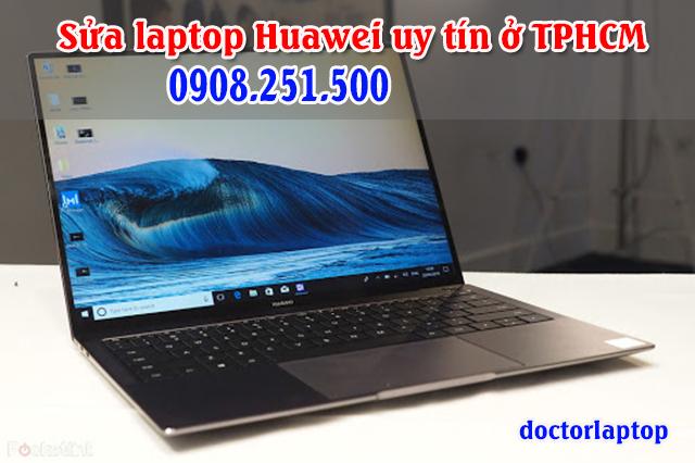 Sửa laptop huawei - 1