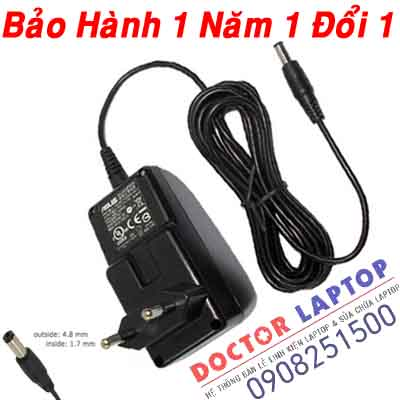 Adapter Asus Eee 701 Laptop (ORIGINAL) - Sạc Asus Eee PC 701
