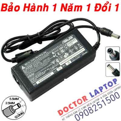 Adapter Asus X43BY Laptop (ORIGINAL) - Sạc Asus X43BY