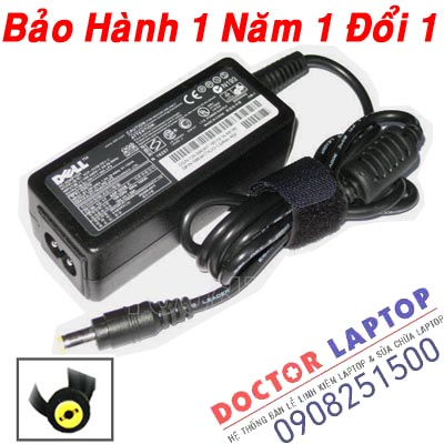 Adapter Dell Mini 910 Laptop (ORIGINAL) - Sạc Dell Mini 910