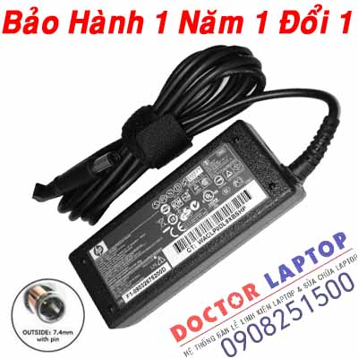 Adapter HP 2510P Laptop (ORIGINAL) - Sạc HP 2510P