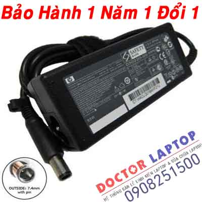 Adapter HP 2710P Laptop (ORIGINAL) - Sac HP 2710P