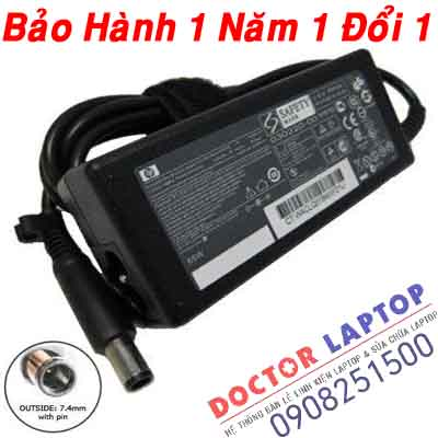Adapter HP 6440B Laptop (ORIGINAL) - Sac HP 6440B