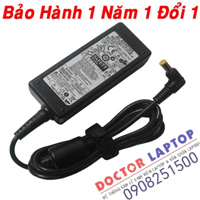 Adapter Samsung N510 Laptop (ORIGINAL) - Sạc Samsung N510