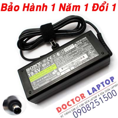 Adapter Sony Vaio PCG-8161L Laptop (ORIGINAL) - Sạc Sony Vaio PCG-8161L