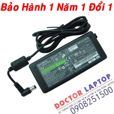 Adapter Sony Vaio VGN-B1OOB07 Laptop (ORIGINAL) - Sạc Sony Vaio VGN-B1OOB07
