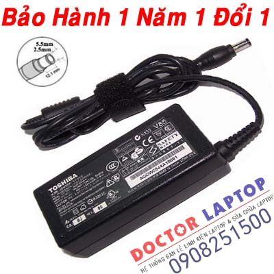 Adapter Toshiba L400 Laptop (ORIGINAL) - Sạc Toshiba L400