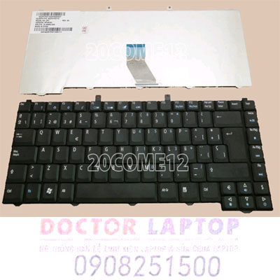 Bàn Phím Acer 3660 Aspire Laptop