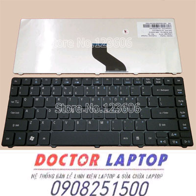 Bàn Phím Acer 4740 Aspire Laptop