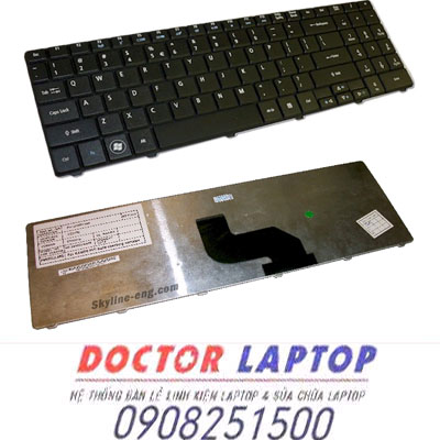 Bàn Phím Acer 5516, 5517 Aspire Laptop