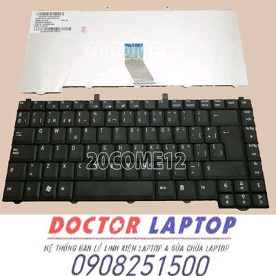 Bàn Phím Acer  5550, 5560 Aspire Laptop