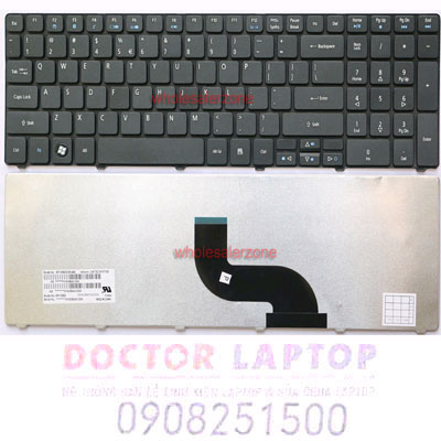 Bàn Phím Acer 5738PG, 5738PZG Aspire Laptop