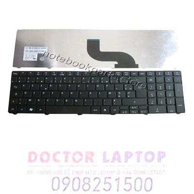 Bàn Phím Acer 5810, 5810T Aspire Laptop