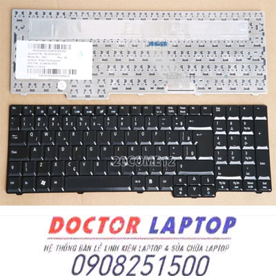 Bàn Phím Acer 8530, 8530G  Aspire Laptop