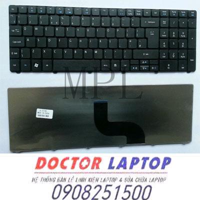 Bàn Phím Acer E732, E732G Aspire Laptop