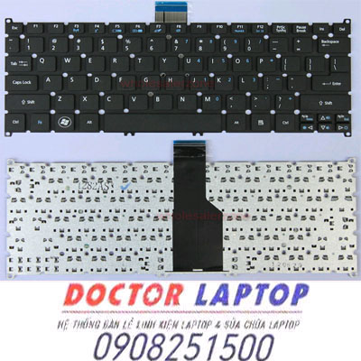Bàn Phím Acer S3 Aspire One Laptop