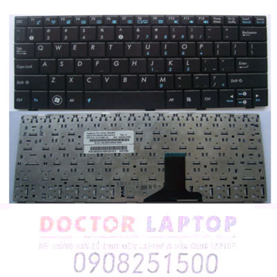 Bàn Phím Asus 1001P, 1001PX, 1001PQ  Eee PC Laptop