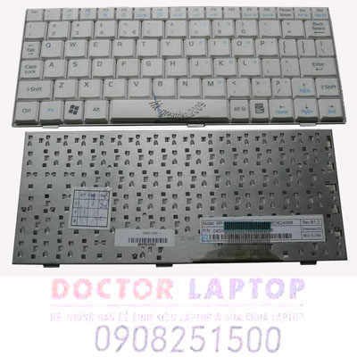 Bàn Phím Asus 2G  EEEPC Laptop