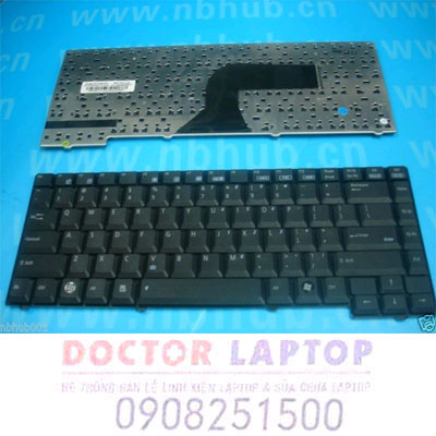 Bàn Phím Asus A3V laptop