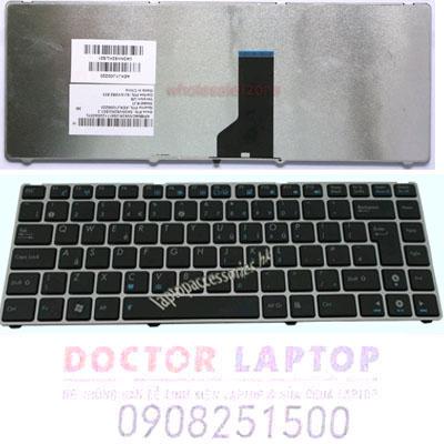 Bàn Phím Asus A42D A42F A42J Laptop