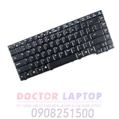Bàn Phím Asus A7 laptop