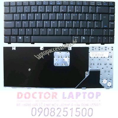 Bàn Phím Asus  A8 A8F laptop