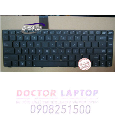 Bàn Phím Asus A85A, A85V Laptop