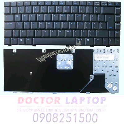 Bàn Phím Asus A8JM laptop
